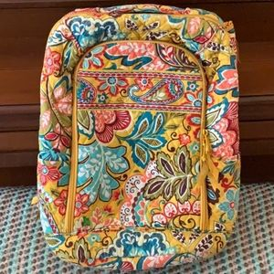 Vera Bradley Provencal Laptop Backpack